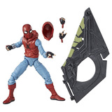 Spiderman Homecoming Con Traje Hecho A Mano Legends Msi