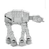 Caminanante At-at Star Wars Rompecabezas 3d Metal