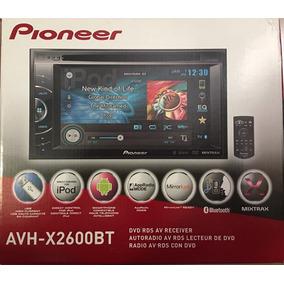 Reproductor Pioneer Avh-x2600bt