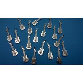 Dijes De Metal Para Varon(guitarra, Saxo, Trompeta) X 20 U.