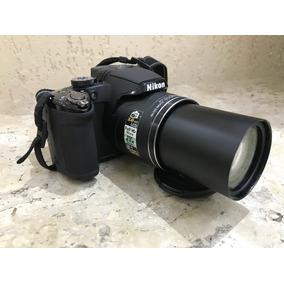 Nikon Coolpix P510 16.1 Megapixels Gps Full Hd