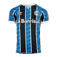 Camisa Grêmio Oficial 1 2020/21 Umbro Com Número 11
