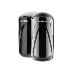 Sensor Barreira Intelbras Iva 3070 X Duplo Feixe P/ Alarme