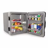 Geladeira Para Caminhão 12v 24v 67 Litros Resfriar