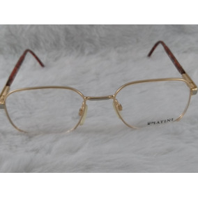 14b19a0b2a477 Armação Platini Parafusada Ergonomica - Óculos Armações no Mercado ...
