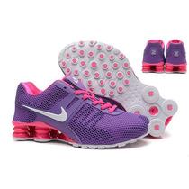 Tenis Nike Shox De Mujer 100% Originales