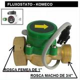 Fluxostato Chave Fluxo Komeco Automatizador P Bombas 4a/1,6a