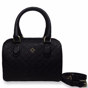 Bolsa Capodarte Preta Doctor Bag - Cód. 4602251