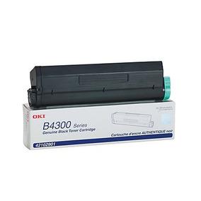 Mp Toner Okidata Negro B4300 7000pag Monocromatico