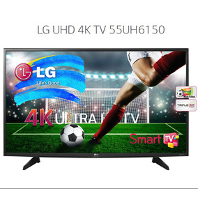 Tv Smart Lg Led 55 Ultra Hd 4k 3 Hdmi Usb Oferta Cdo Dit
