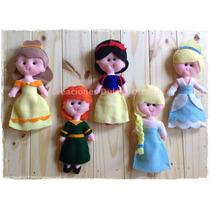 Souvenirs Princesas Disney - Bella, Blancanieves, Cenicienta