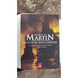Game Of Thrones - O Festim Dos Corvos - Livro 4 - Português