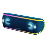 Bocina Portátil Extra Bass Xb41 Con Bluetooth® Azul