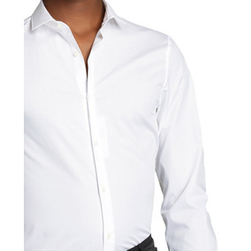 Camisa Para Caballero Marca Michael Kors Xl Color Blanco