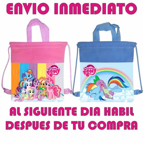 10 Bolos Dulceros My Little Pony Spike Oferta + Regalo