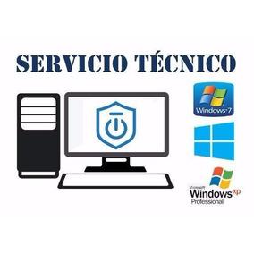 Servicio Técnico En Computación Pc Laptop Tablet Redes Y Más