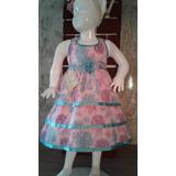 Espectacular Vestido Para Niñas