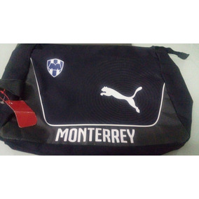Mochila Morral Rayados Monterrey Puma Original