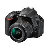 Cámara Nikon D5500 24.2mpx C/lente 18-55mm F/3.5-5.6g Vr Ii