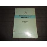 Mercedes Benz 170 S-v 1953 Libro Manual De Despiece