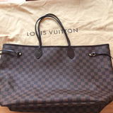 Louis Vuitton Neverfull Gm ( La Mas Grande) Ebene Original