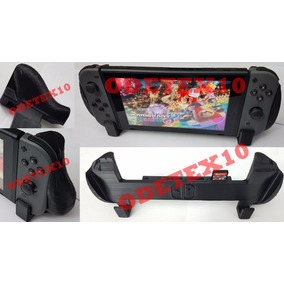 Nintendo Switch Suporte Case Adaptador Jogo Base Pegada Grip