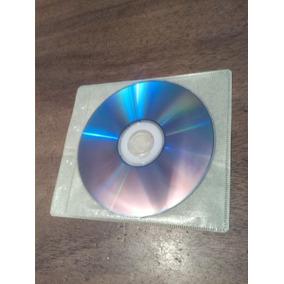 Pasta De Dvd (morada) Con Su Empaque