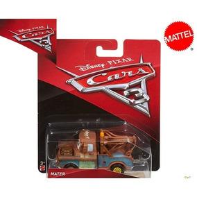 Autos Cars 3 Disney Pixar Originales Mattel Blister Cerrado