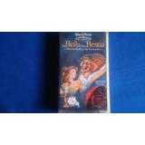 La Bella Y La Bestia En Vhs Edición Especial Clásicos Disney