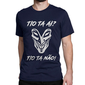 Camiseta Tio Ta Ai? Camisa Pimpimenta Lol League Of Legends