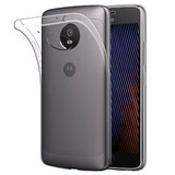 Capinha + Película De Vidro Motorola Moto G5 Plus 5.2 Xt1683