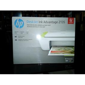 Impersora Hp Deskjet Ink Adavantage 2135
