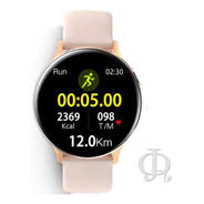 Smart Watch Reloj Inteligente X-time Malla Silicona