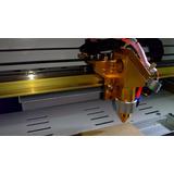 Máquina Corte Y Grabado Láser Cnc 50w Ful Inyeccion Aire Rod