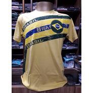 Camiseta Brasil... Loja Postal De Minas