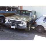 Se Vende O Cambia Camioneta Wagoneer Año 1978 Sincronica