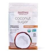 Azucar De Coco - Nutiva - 454gr -