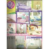 Patrones De Lenceria Cocina ,cama,cortinas Piedad Valencia