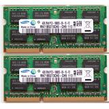 Compra 8gb 2 Memorias X 4gb Samsung Ddr3 1333 Mhz Sodimm