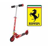 Patín Del Diablo Scooter Ferrari | Envío Gratis