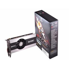 Placa De Video Gpu Xfx R7770 - 1gb Gddr5 128 Bits 1 Gb Ddr5