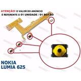 Botão Tecla Volume E Power (liga / Desliga) Nokia Lumia 625