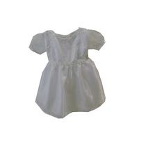 Vestido De Bautizo Fiesta Elegante Para Niñas De 1 A 2 Años