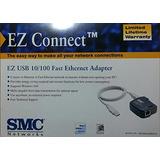 Smc Ez Connect Usb 10/100 Fast Ethernet Adapter