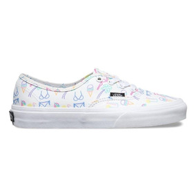 Zapatillas Vans Authentic W Neon Lights #vnb004mljp0