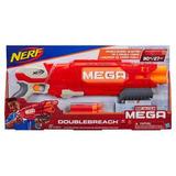 Pistola Nerf Mega Double Breach Doble Cañon