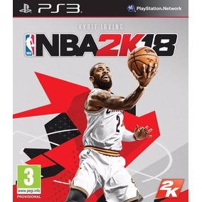 Nba 2k18 - Estreno - Ps3 - Playstation 3 - 24 Horas.