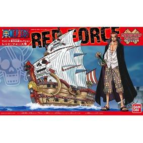 One Piece Shank Red Force Maqueta Model Kit - Bandai