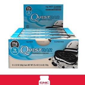 Quest Bar Proteína - 12 Unidades