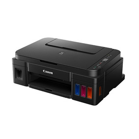 Impresora Canon Pixma G2110, Imprime/escanea/copia, Ecotank